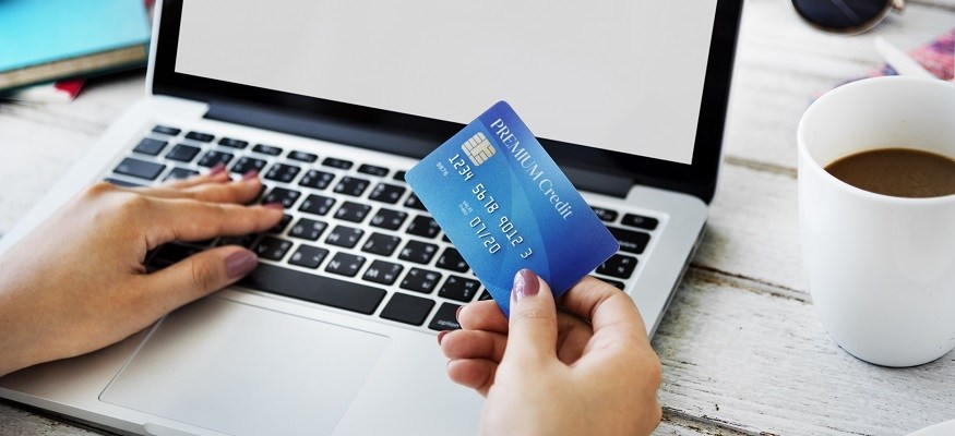 Apply credit cards with ease