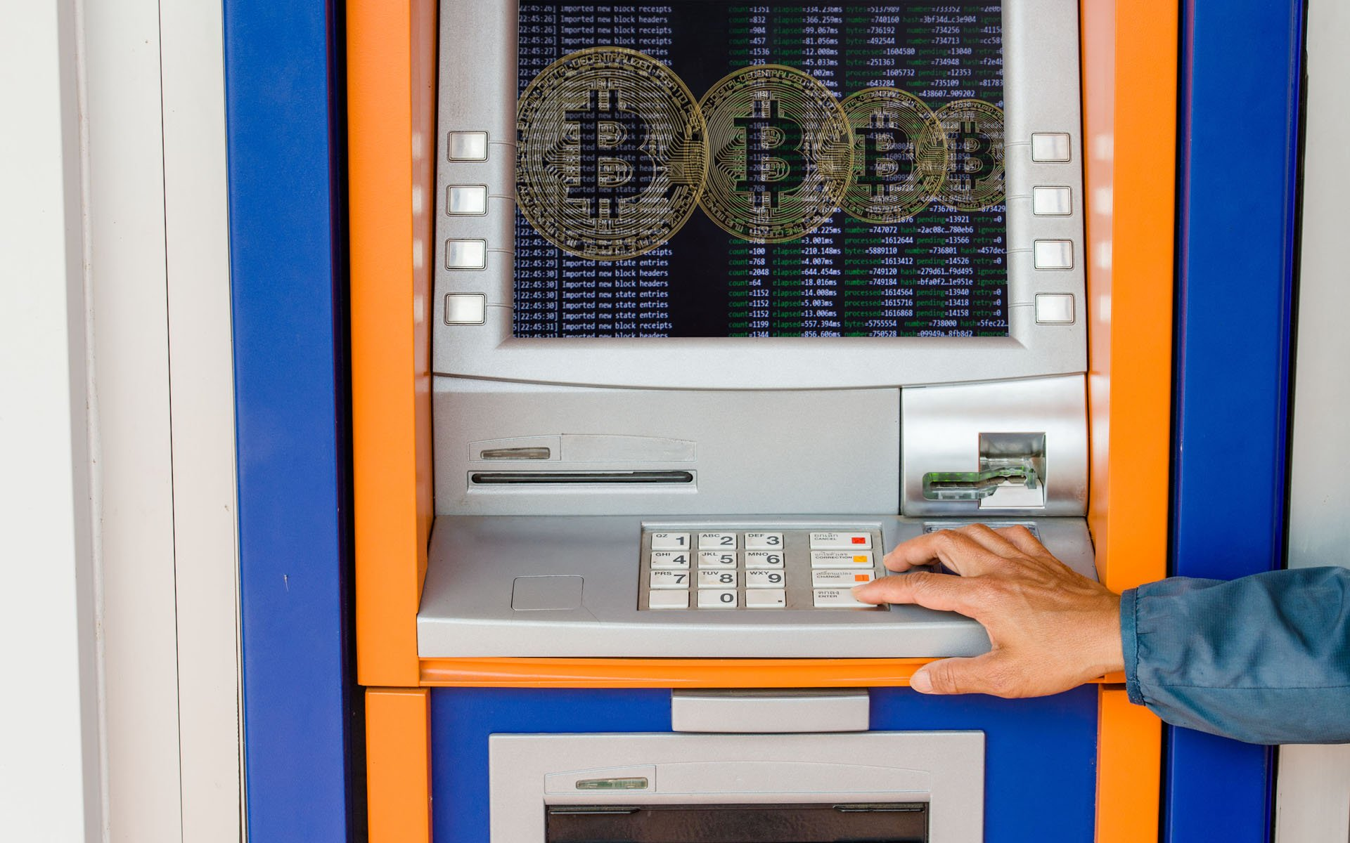 How Cryptocurrency ATMs are Changing the World